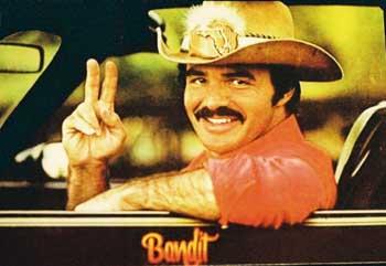 Bandit-postcard