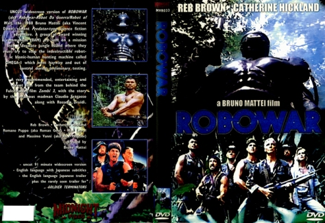 Robowar Movie Poster