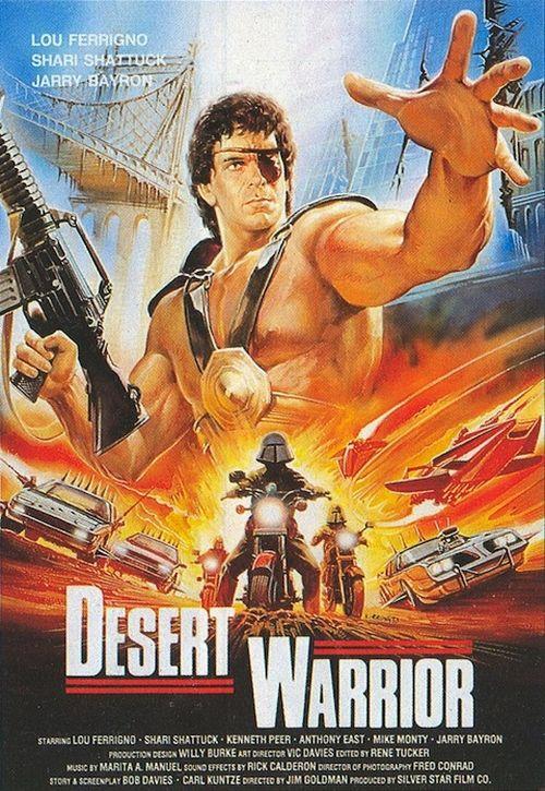Desert-Warrior