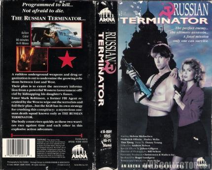 slow robot a go go russian terminator