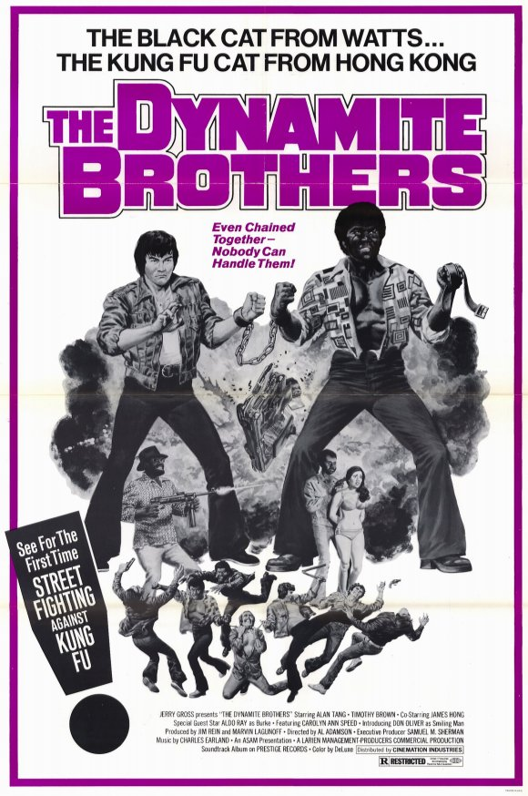 dynamite-brothers poster