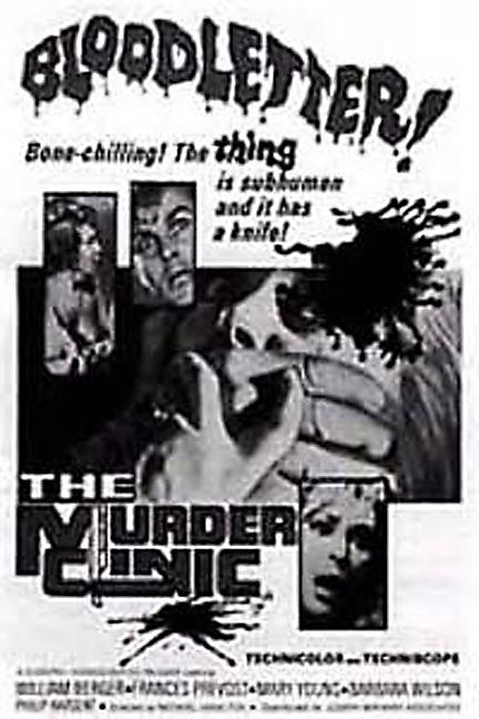 MurderClinicPoster