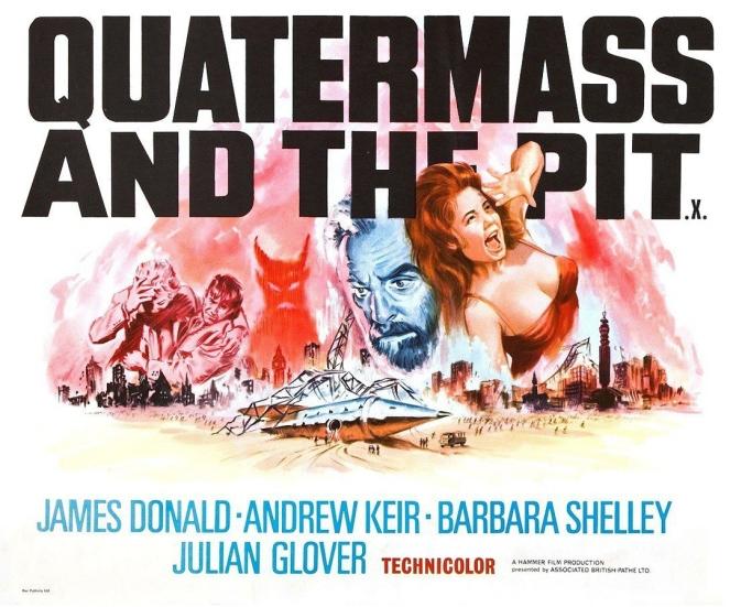 Quartermass Poster 1