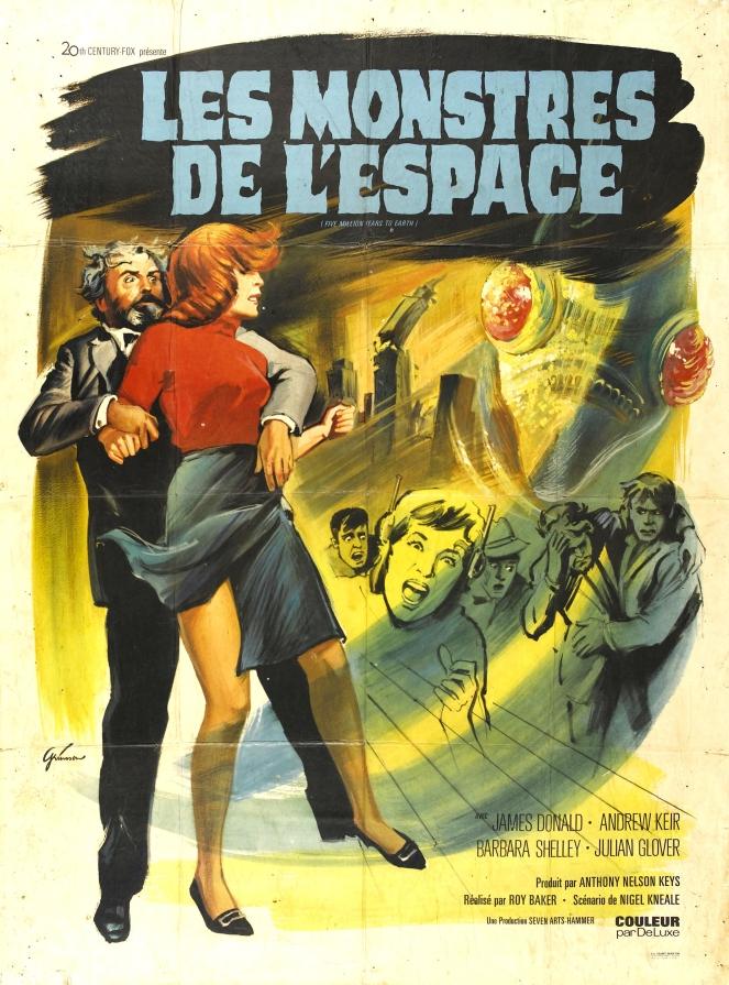 Quatermass Poster 2